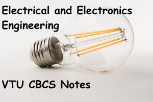 Electrical and Electronics Engineering Notes