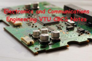 Electronics and Communications Engineering Notes