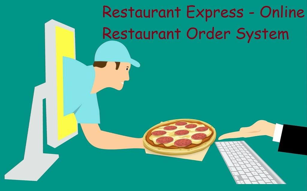 Restaurant Express - Online Restaurant Order System in Python Free Source Code