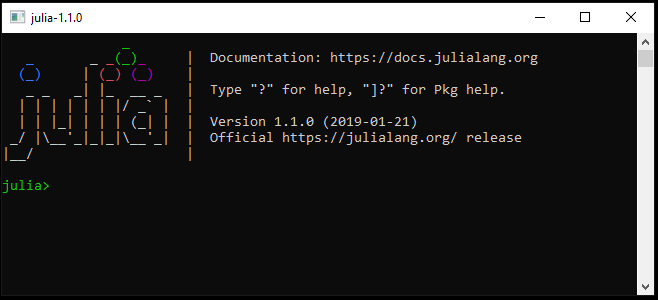 Julia Command-Line Download and Install Julia - Julia Tutorial