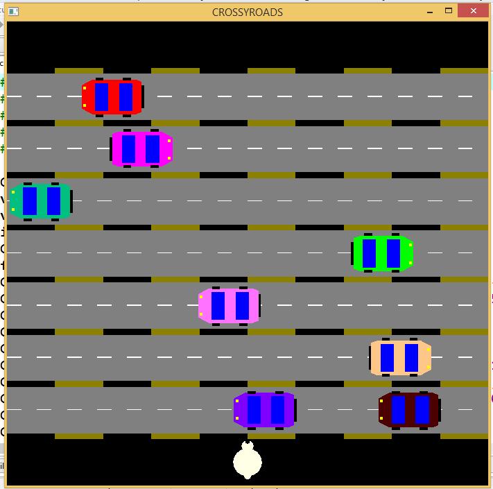 Cross Road Game 3