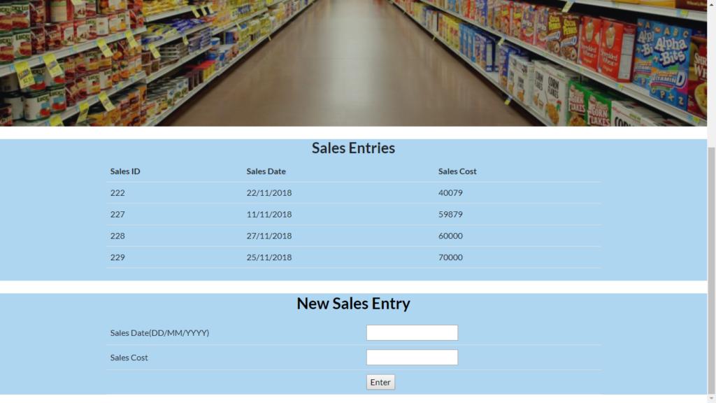 Strore-Sales-Report